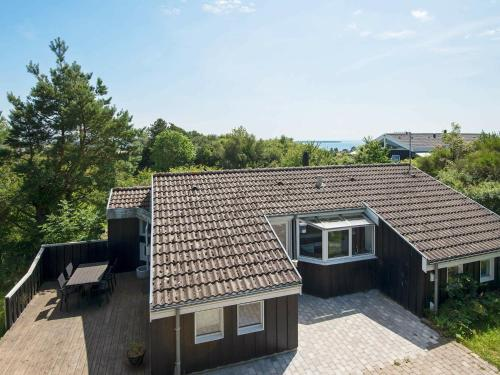 . Four-Bedroom Holiday home in Ebeltoft 10