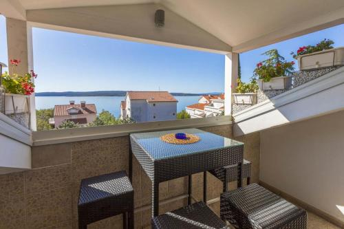 Apartments by the sea Selce, Crikvenica - 4802