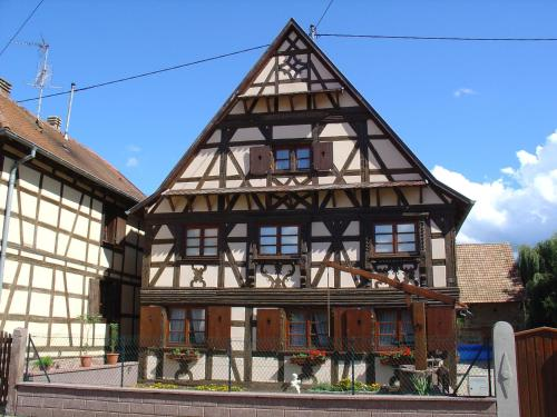 Accommodation in Uttenheim