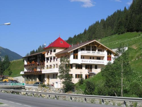 Hotel Christophorus Kappl
