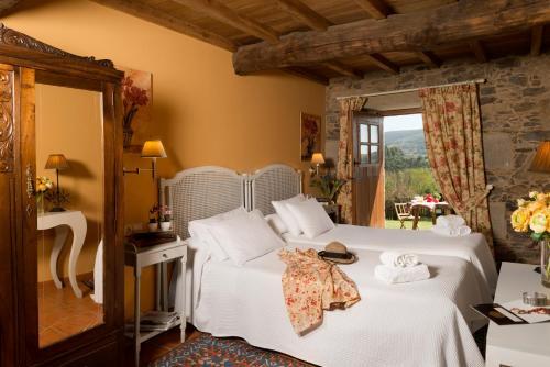 Habitación Doble - 1 o 2 camas A Casa da Torre Branca 10