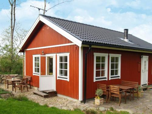 . Three-Bedroom Holiday home in Dronningmølle 6