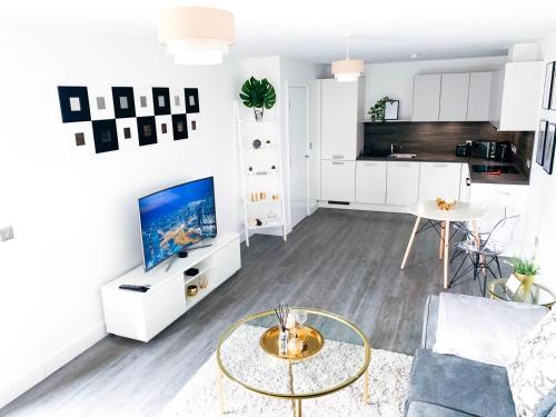 Luxury Birmingham City Centre Apartment