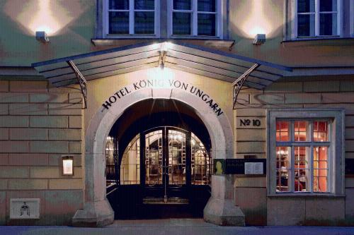 Hotel König von Ungarn - 19 of 72