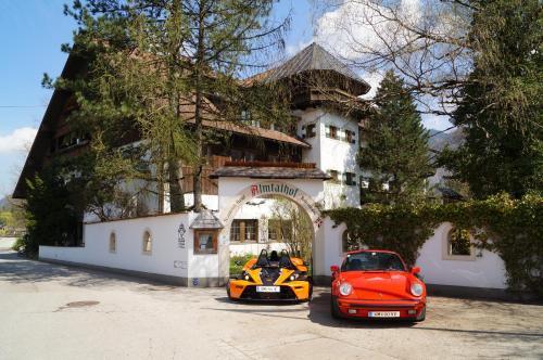 Romantikhotel Almtalhof, Pension in Grünau im Almtal bei Kirchdorf an der Krems