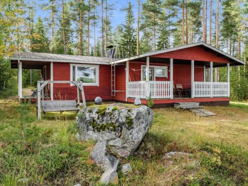 Holiday Home Mäntylä - Nurmes