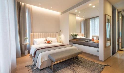 Luxurious 2 bedroom apartment Sathon, Bangkok Luxurious 2 bedroom apartment Sathon, Bangkok