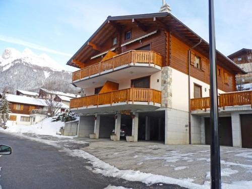 Apartment Les Bregneux 1