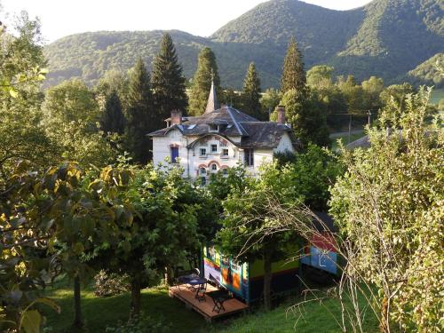 Accommodation in Laborde