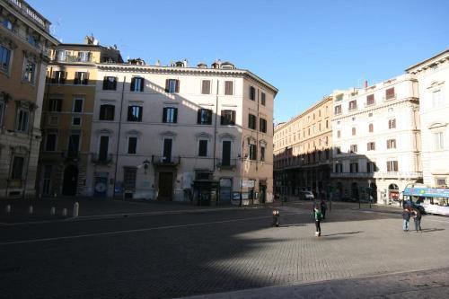 Montemarte, Pension in Rom