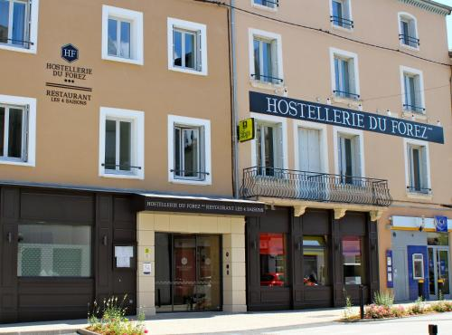 Hostellerie du Forez - Hotel - Saint-Galmier