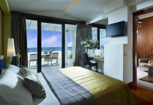 Suite Executive dengan Pemandangan Laut (Executive Suite with Sea View)