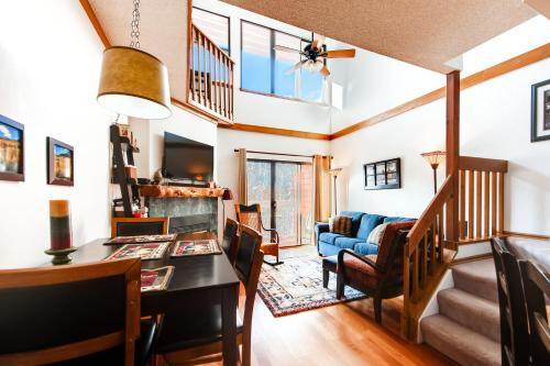 . Two-Bedroom Condo G136 at Mountainside