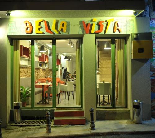 Istanbul Vegan BellaVista Hostel adres