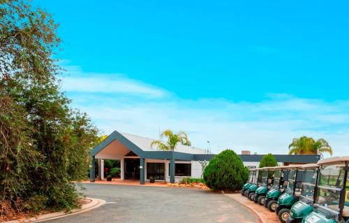 . Comfort Inn & Suites Riverland