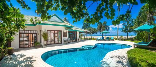Beachfront Villa Baan Chaai Haat 4BR Beachfront Villa Baan Chaai Haat 4BR