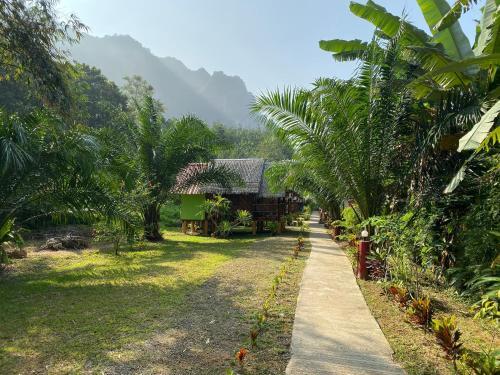Khaosok Bamboo Huts Resort Khaosok Bamboo Huts Resort
