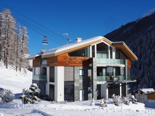 Alpinlodge & Spa Samnaun