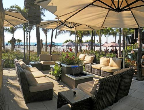 Grand Plaza Hotel, 5250 Gulf Boulevard, St. Pete Beach, Florida 33706, United States.