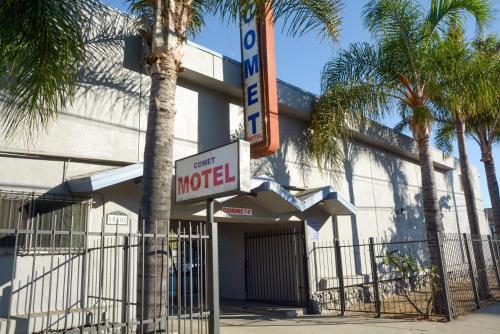 Hotel Comet Motel