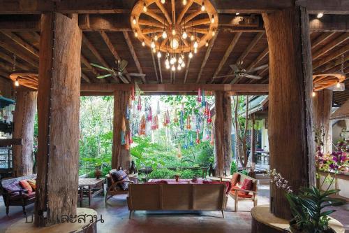 . Baan Boo Loo Village