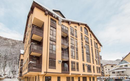 Apartment on Berezovaya 106 - Krasnaya Polyana
