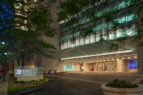 Hyatt Regency McCormick Place Двухместный номер с душем без порога - Для гостей с ограниченными физическими возможностями