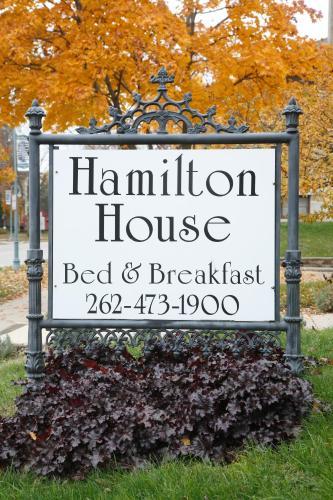 Hamilton House Bed and Breakfast