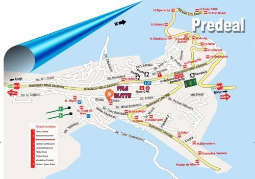 Vila Elitte Predeal - Accommodation
