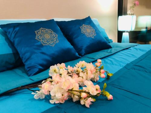 Blossom Sathorn-Charoenrat Condo, near BTS, Sathorn Silom Blossom Sathorn-Charoenrat Condo, near BTS, Sathorn Silom