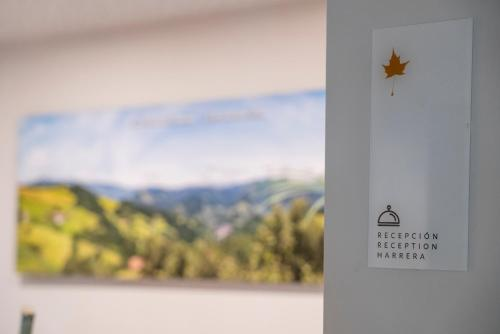 Doppel-/Zweibettzimmer mit Bergblick - Einzelnutzung IXUA hotela 2