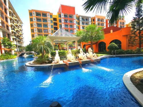 Venetian Condo Resort Pattaya-Pool Connected-Netflix Venetian Condo Resort Pattaya-Pool Connected-Netflix