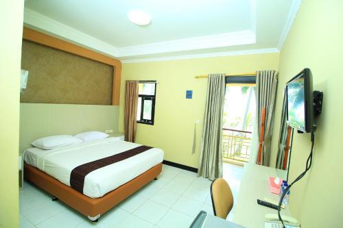 Allisa Resort Hotel, Serang