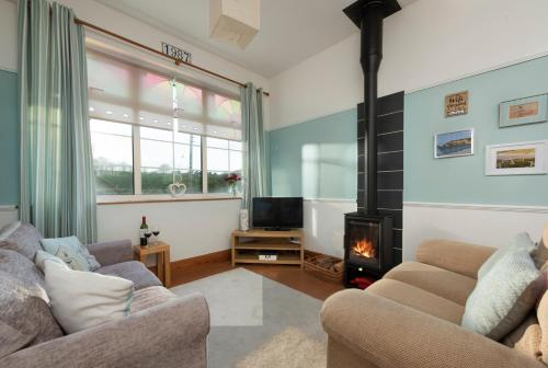 The Annexe At Vale House, Redruth, Cornwall