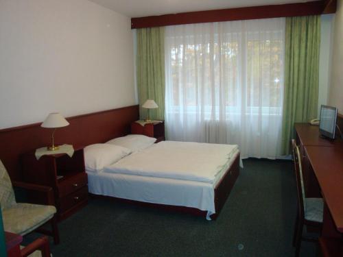 Hotel Astra kamer foto 's