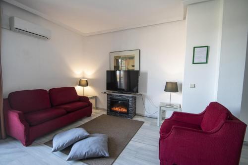 Hospedium Hotel Apartamentos Simón Verde