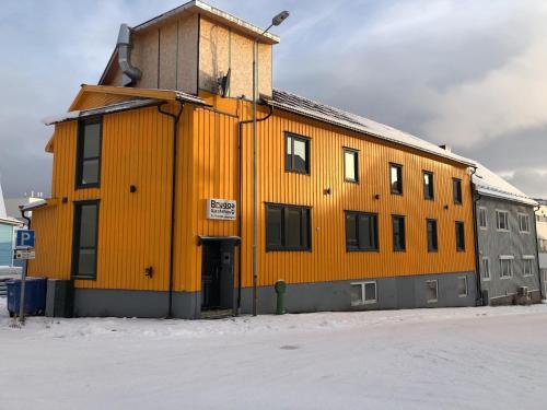 Brygga Gjestehus - Hotel - Hårstad