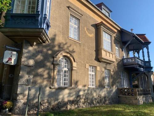 Villa Pazelt, Pension in Bad Vöslau