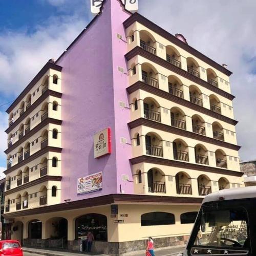 . Hotel Bello Cordoba