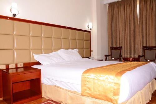 Consolar International Hotel, Mehakelegnaw