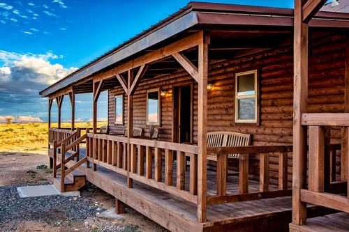Cabins at Grand Canyon West