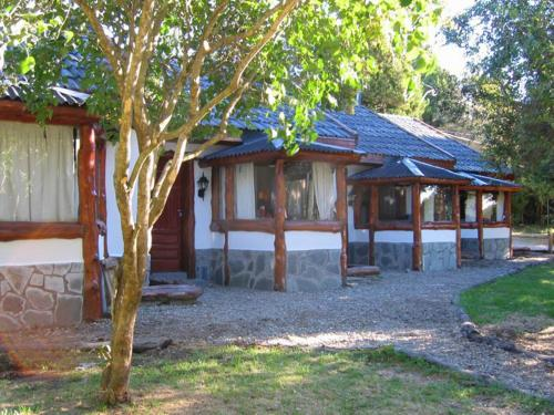 Accommodation in Cerro Bayo