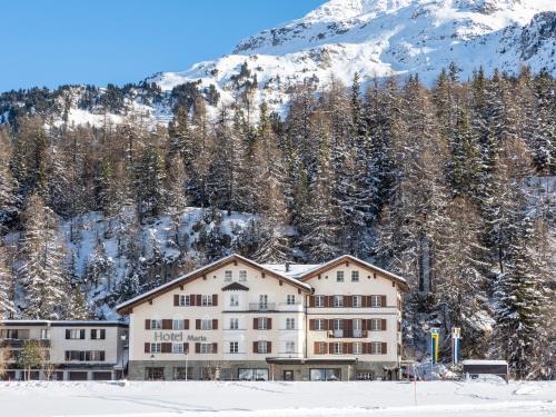 Hotel Maria - Sils