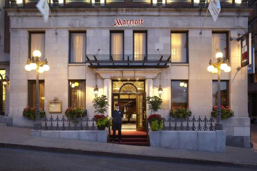 Quebec City Marriott Downtown - Photo 2 of 38