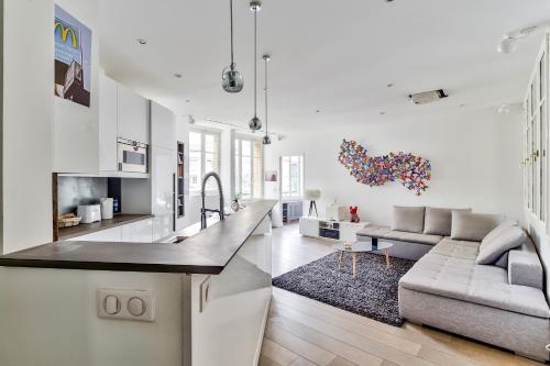 Modern & Bright Flat in Le Marais - An Ecoloflat - Location saisonnière - Paris