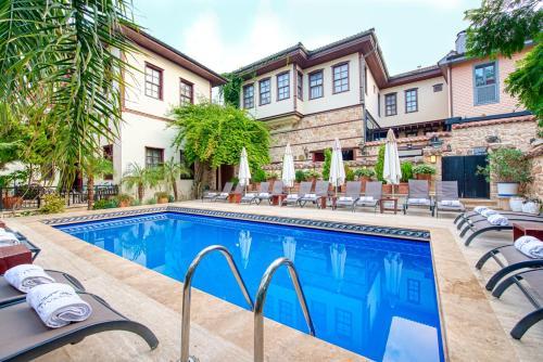 Tuvana Hotel, 7254 Antalya