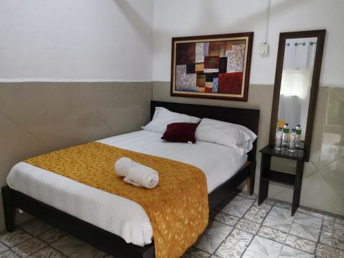 . Hotel Aldea Casa de los Mariscos