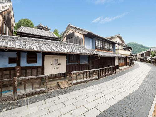 Accommodation in Takehara