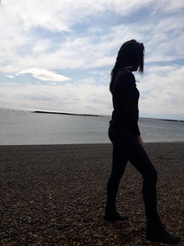 . Cerca del mar