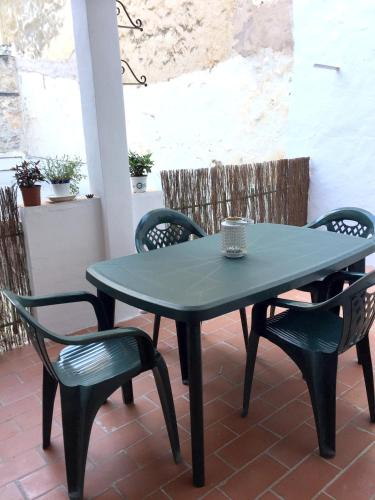 . Apartment with 3 bedrooms in Llucmajor with wonderful city view furnished terrace and WiFi 16 km from the beach